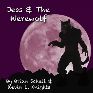 Jess and the Werewolf Audio